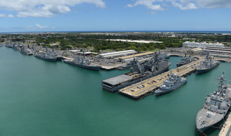 Picture of Military Base in Hawaii