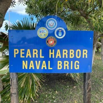 Perl Harbor Naval Brig